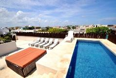 Nolita - 2Bedrm PH - Affordable-  Location! Between 5th and Ocean! Scenic Rooftop Pool