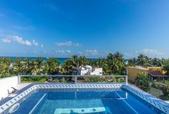 House -Ocean View Home! 2 Swimming Pools and great views in Playa del Carmen- BCP