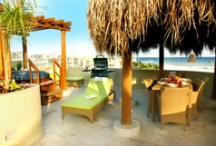 Maya Villa -Winner of Top 25 Small Condo/Hotel in All Of Mexico-Penthouse 2 Bedr -Beach Club - Promos #416