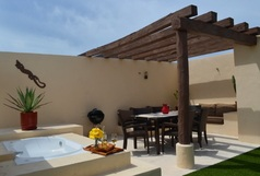 Aqua Terra - Contemporary PH with Amazing Roof Top Terrace - BBQ - 2 Bedroom